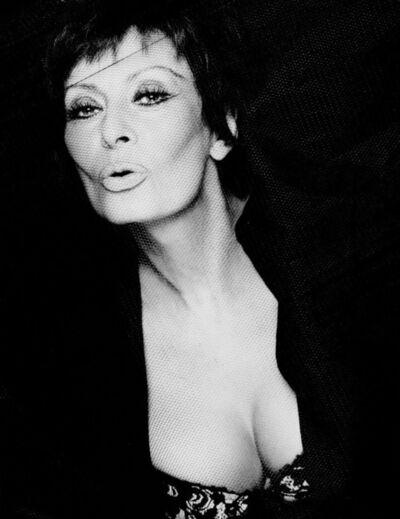 Greg Gorman, 'Sophia Loren, Rome', 1994