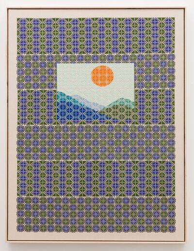Jordan Nassar, 'The Sun Watching', 2019