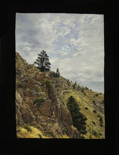 Carol Shinn, 'Rocky Hillside', 2021
