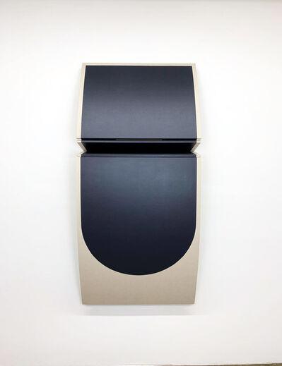 Robert William Moreland, 'Untitled Dark Curved Drop', 2019