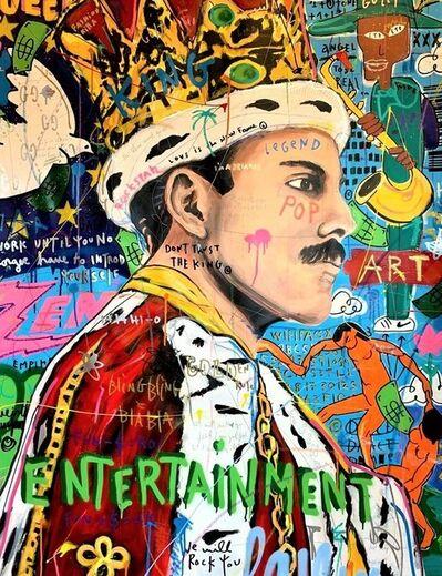Jisbar, 'Enterntainment Queen', 2019