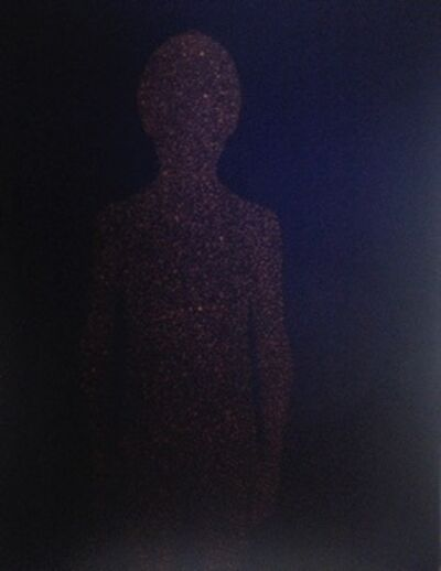 Christopher Bucklow, 'Guest, 8.41pm 4th June 1997', 1997