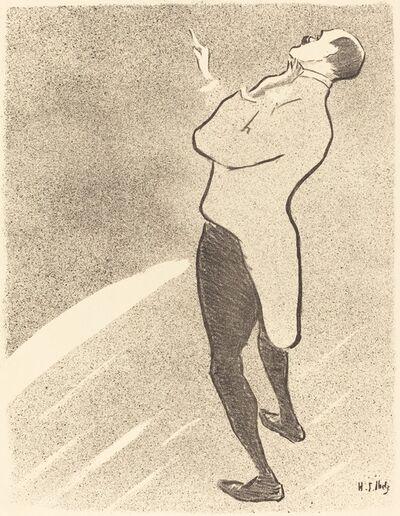 Henri-Gabriel Ibels, 'Singer', 1893