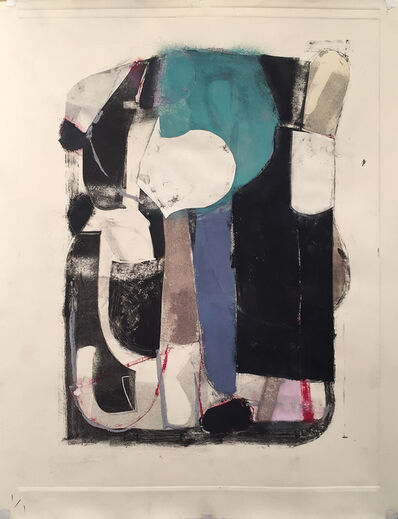 Robert Szot, 'Flores con Crema', 2017