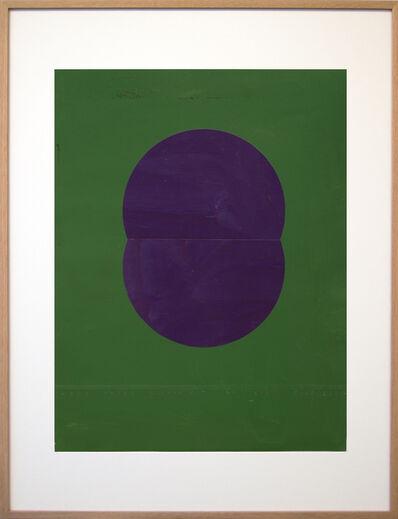Simon Callery, 'Iris Paper Mirror Pit', 2011
