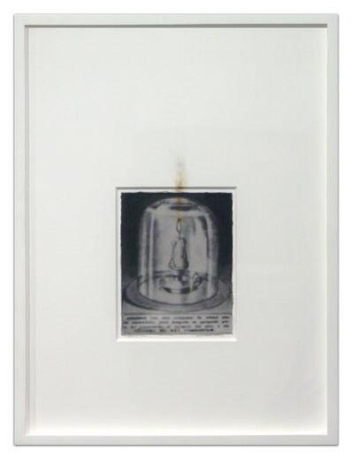 Alicia Mihai Gazcue, 'Con texto', 2000