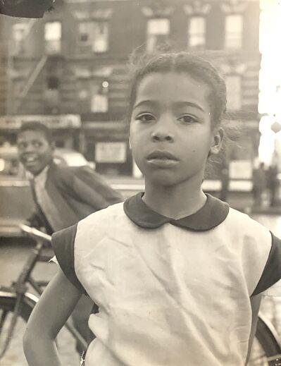 James Mitchell, 'Girl, New York City', 1957