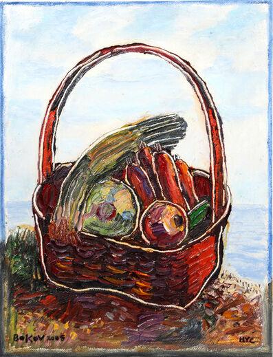 Konstantin Bokov, 'Basket with Fruit and Vegetables', 2005