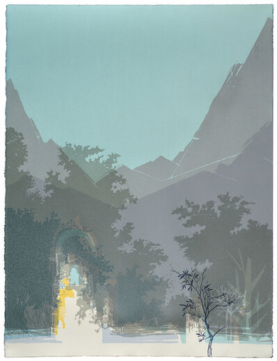 Chitra Merchant, 'Devakad - Sacred Grove'