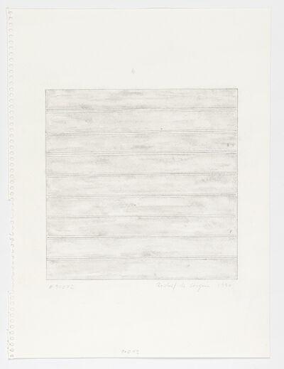 Rudolf de Crignis, 'Painting #90042', 1990