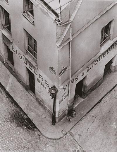André Kertész, 'Au Bon Coin, Latin Quarter, Paris', 1929 / 1967