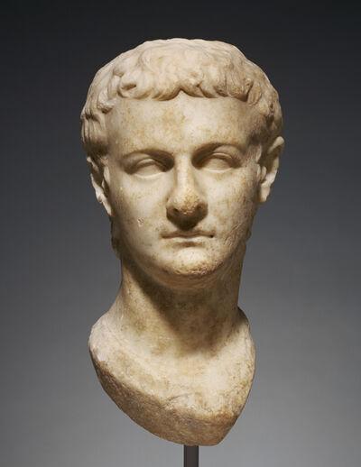 'Portrait Head of Caligula',  about 40