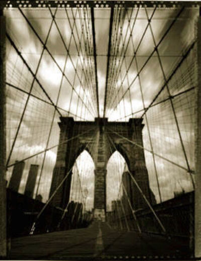 Tom Baril, 'Brooklyn Bridge', 1993
