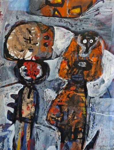 Lucebert, 'Nomadic', 1959