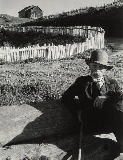 Imogen Cunningham, 'North Coast Native', 1934