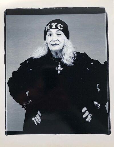 Maripol, 'Sylvia Miles', 2002