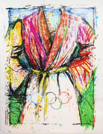 Jim Dine, 'Olympic Robe', 1988