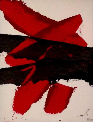 Luis Feito López, 'Sin título', 1998