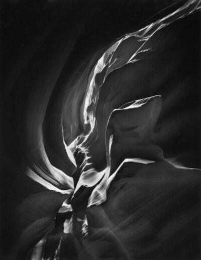 Bruce Barnbaum, 'Layers, Antelope Canyon', 1998