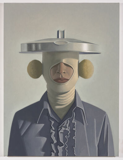 Vonn Cummings Sumner, 'Lid Head', 2016