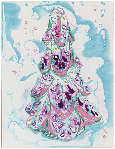 Wang Liang-Yin, 'Gurley Candle – Christmas Tree', 2016