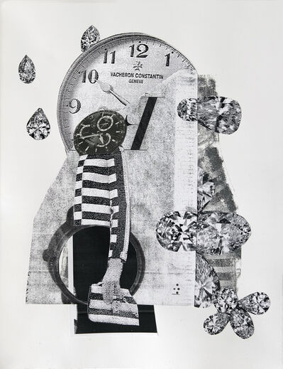 Francesca Pastine, 'Untitled #7, Time and Money Series', 2016