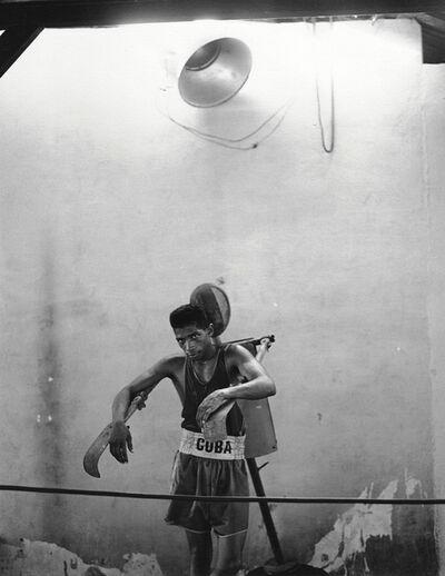 Kurt Markus, 'Waldemar Font Quintera, Havana, Cuba', 1993