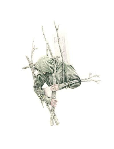 Ted Barker, 'Green Coat 4', 2013