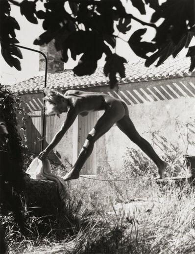 Fernand Fonssagrives, 'De L'Auge au Puit, Le Bain (Matins de Noirmoutier)', c. 1936