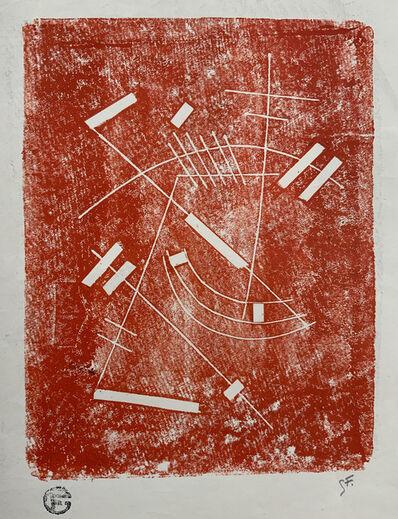Georges Folmer, 'Sans titre, encre', circa 1951