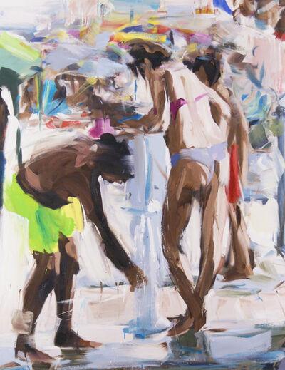 Alireza Varzandeh, 'Die Dusche', 2020