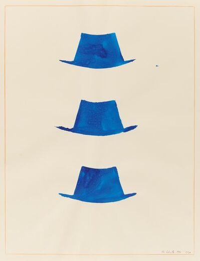 Thomas Schütte, 'Hüte', 1990