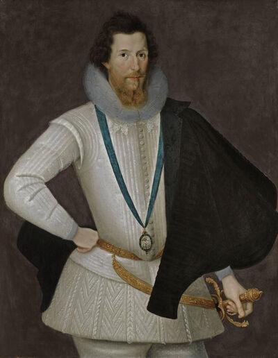 Marcus Gheeraerts the Younger, 'Robert Devereux, 2nd Earl of Essex (1565 – 1601)', 1596-1598