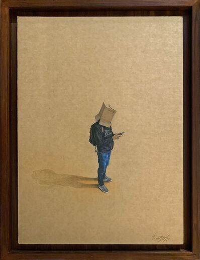Armando Castro - Uribe, 'Self-absorbed', 2019