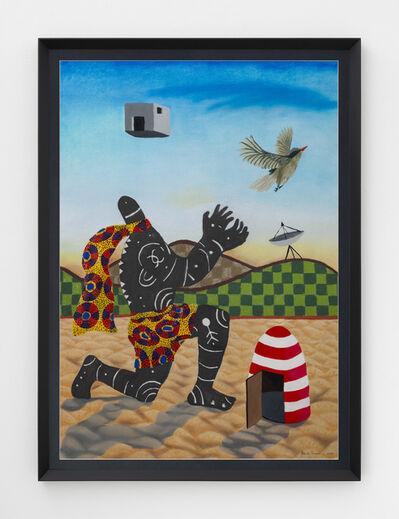 Kelechi Nwaneri, 'Black Bird', 2020