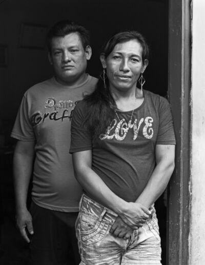 Robert Kalman, 'Debora and her partner Bernardo'