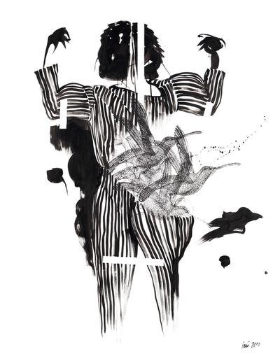 İnci Eviner, 'Bird Mind', 2017