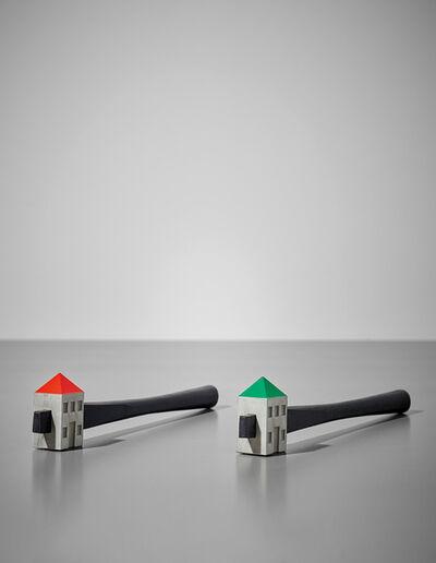 Shiro Kuramata, 'Pair of 'Hammer House' hammers', designed circa 1985