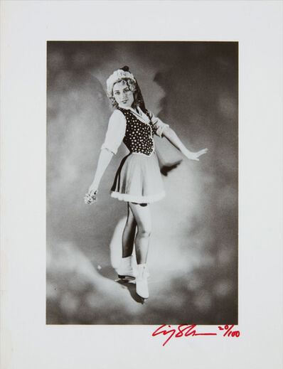 Cindy Sherman, 'UNTITLED (ICE SKATER)', 1979