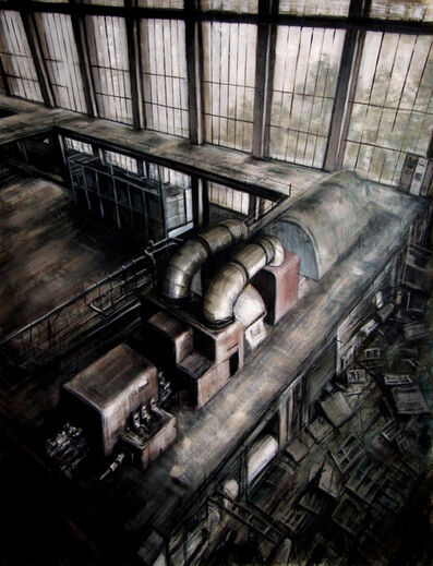 Valerio D'Ospina, 'Electric Plant', 2010