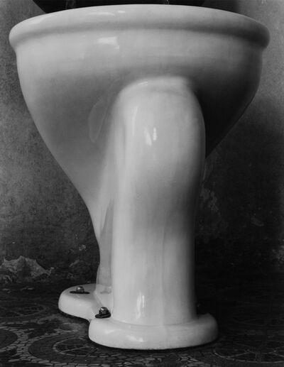 Edward Weston, 'Excusado (5M)', 1926