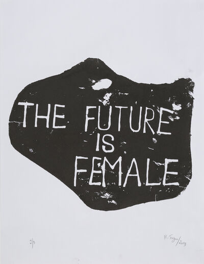 Barthélémy Toguo, 'The Future Is Female', 2019