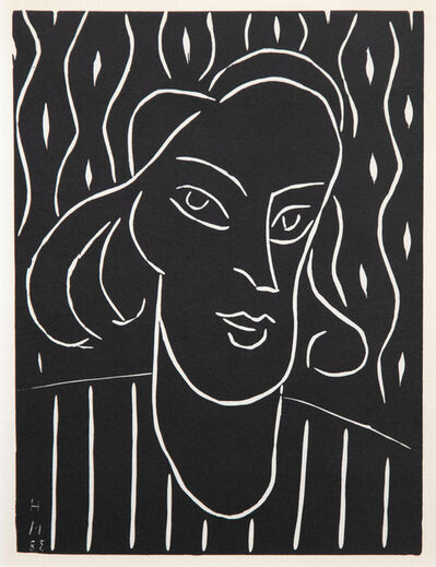 Henri Matisse, 'Portrait'