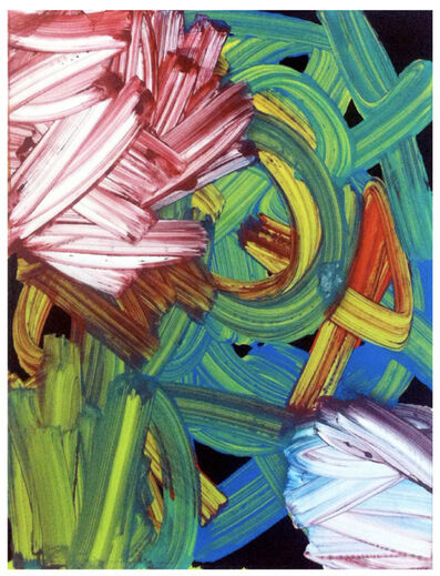 Pablo Tomek, '5 color sponge', 2014