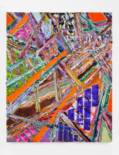 Kazumi Nakamura, 'Broken Hermitage 47 (Mt. Hachijoishi)', 2019