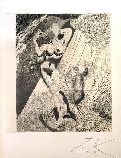 Salvador Dalí, 'Aphrodite', 1963-1965