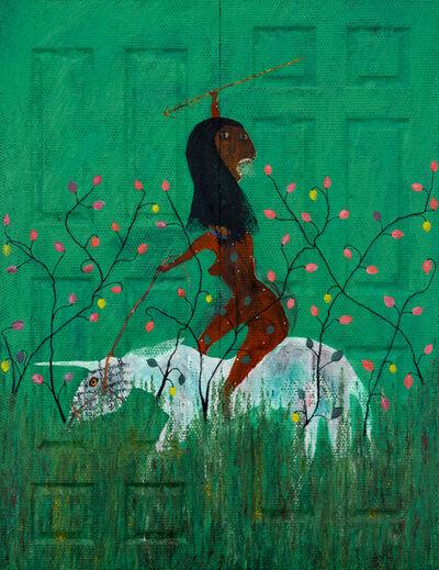 Adjani Okpu-Egbe, 'Fortitude', 2020