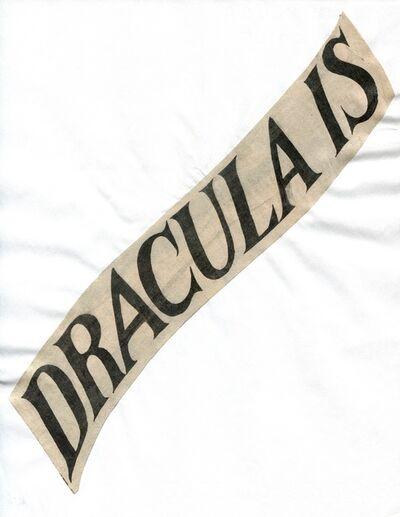 Lorraine O'Grady, 'Dracula Is', 2017