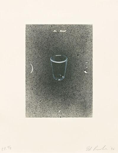 Ed Ruscha, 'Sunliners #2', 1996