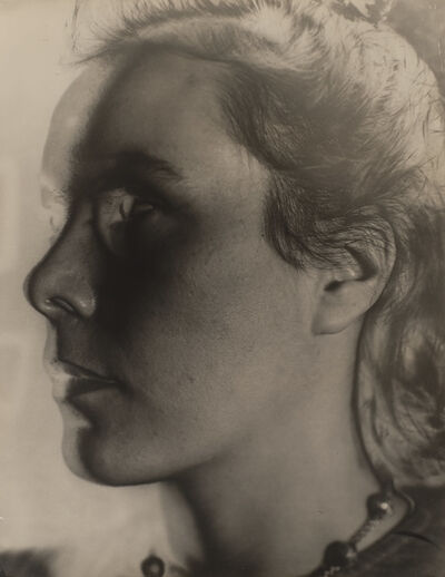 Gyorgy Kepes, 'Untitled (Portrait)', ca. 1939